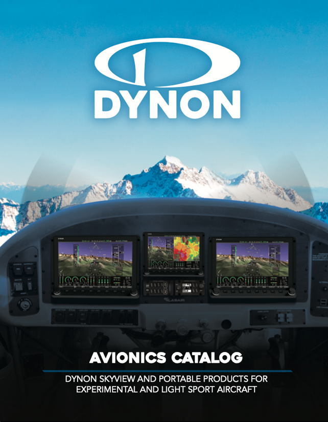 Dynon SkyView Catalog
