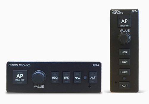 AP74 Dedicated Autopilot Interface Module - Horizontal and Vertical