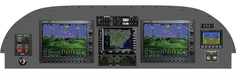 Dynon Avionics   Quick Panel Systems