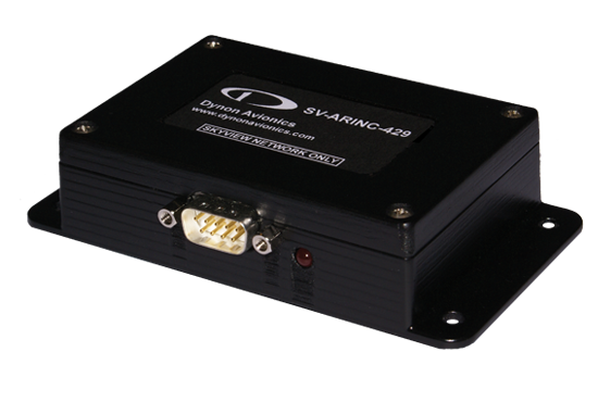 Use this interface module for third-party certified IFR navigators like the Avidyne IFD440/540.